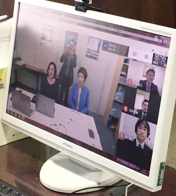台湾5大学との連携協定を調印